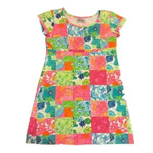 VINTAGE Lilly Pulitzer Fit and Flare Dress